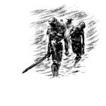 Im Eis gezeichnet von Björn Lensig, mit freundlicher Genehmigung
